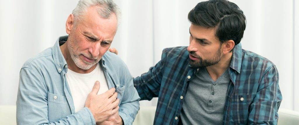 A-man-having-a-heart-attack