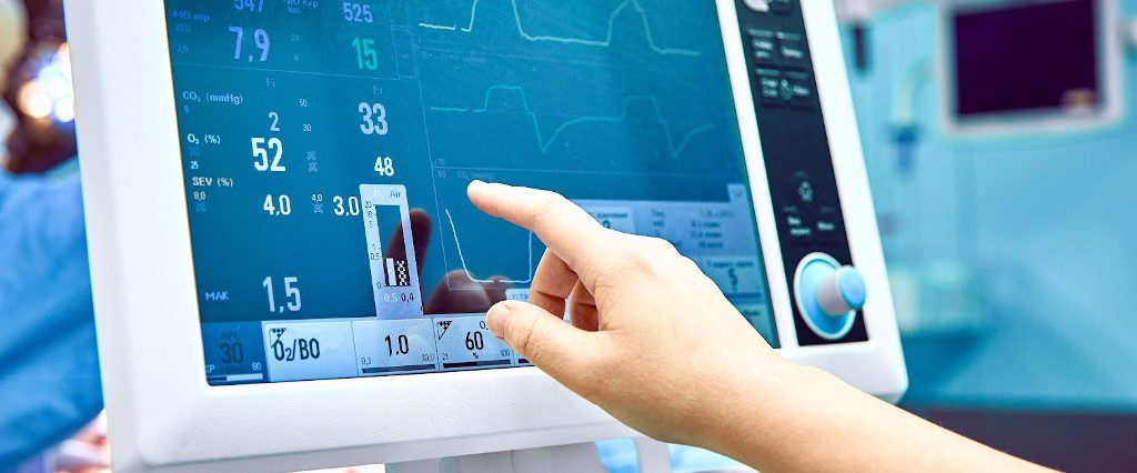 Electrocardiography-Monitor